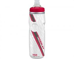 Bidon termiczny Camelbak Podium Big Chill Bottle 750ml Red