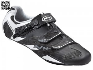 Buty SPD Northwave Sonic 2 SRS black/white 45,5
