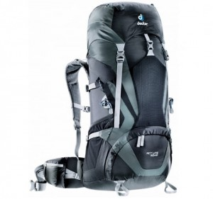 Plecak Deuter ACT LITE 50+10 black-granite