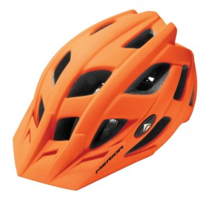 KASK MERIDA PSYCHO ORANGE L