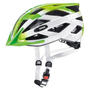 Kask rowerowy Uvex Air Wing lime-white 52-57 cm