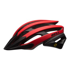 Kask rowerowy Bell Kask Catalyst MIPS Matte Red - Black M