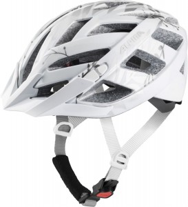 ALPINA KASK PANOMA 2.0 WHITE-SILVER LEAFS 52-57 new 2020