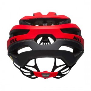 Kask rowerowy Bell Kask Catalyst MIPS Matte Red - Black L