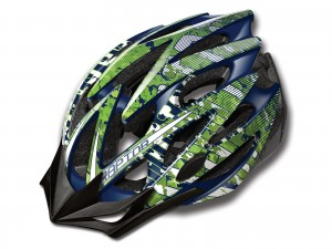 KASK MERIDA RAPTOR DARK BLUE-GREEN S