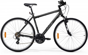 Rower crossowy Merida M-BIKE CROSS 10-V S(46) BLACK(GREY) 2018