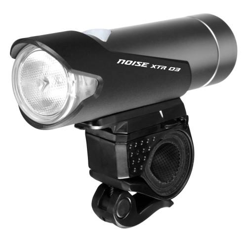 Lampa Rowerowa Przednia Mactronic Noise Xtr 03 540 Lm ładowalna Usb